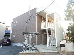 近鉄名古屋線 江戸橋駅 徒歩10分の賃貸アパート