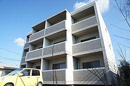 福岡県古賀市今の庄1丁目の賃貸マンションの外観