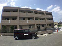 兵庫県伊丹市寺本東2丁目の賃貸マンションの外観