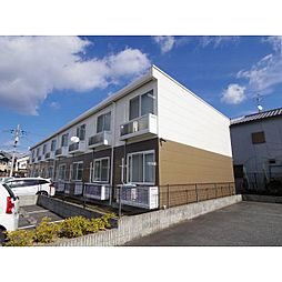 JR関西本線 大和小泉駅 徒歩10分の賃貸アパート
