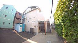 大阪府東大阪市西石切町5丁目の賃貸アパートの外観