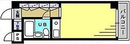 アドレッセンス51[2階]の間取り