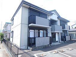 石川ハイツC[2階]の外観