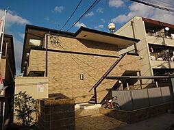 folding villa[1階]の外観