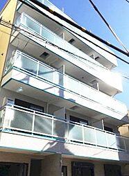 東京都荒川区西尾久2丁目の賃貸マンションの外観