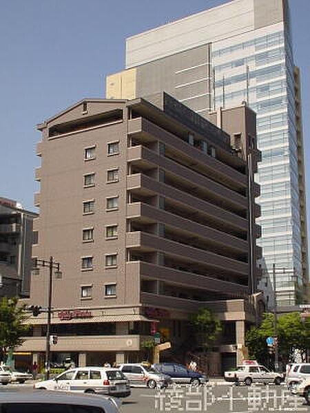 コンソラートTY 6階の賃貸【広島県 / 広島市南区】