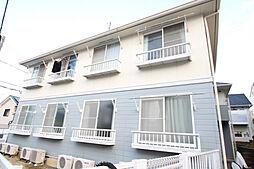 愛知県名古屋市昭和区神村町1丁目の賃貸アパートの外観