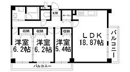 Maison(Aタイプ)S&T[0106号室]の間取り