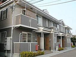 香川県坂出市横津町3丁目の賃貸アパートの外観