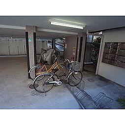 奈良県生駒市山崎新町の賃貸マンションの外観