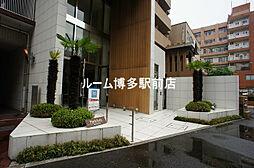 パークアクシス博多美野島のおしゃれなエントランス(^^