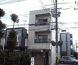 京都府向日市寺戸町二枚田の賃貸マンションの外観