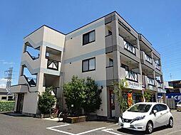 神奈川県伊勢原市沼目1丁目の賃貸マンションの外観