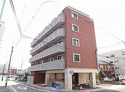 愛知県名古屋市名東区明が丘の賃貸マンションの外観