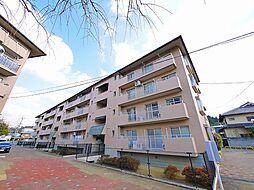 奈良県奈良市山陵町の賃貸マンションの外観