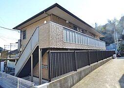 ブリーズ富岡[2階]の外観