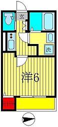 edel[2階]の間取り