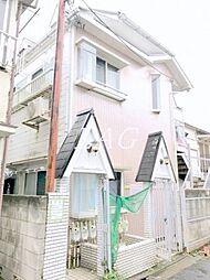 アパートメンツ・リサ津[1階]の外観