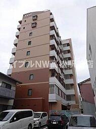 香川県高松市鶴屋町の賃貸マンションの外観