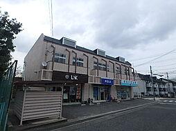大阪府高石市西取石8の賃貸アパートの外観