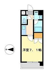 ヴィヴィアンパーク[3階]の間取り