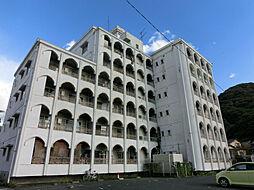 ディアライフ赤坂[1階]の外観