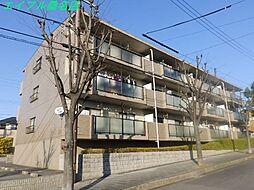 三重県桑名市星見ヶ丘2丁目の賃貸マンションの外観