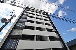 兵庫県姫路市南今宿の賃貸マンションの外観