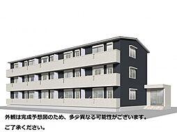 広島県広島市安佐南区緑井6丁目の賃貸アパートの外観