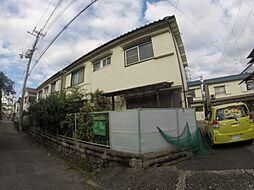 兵庫県宝塚市亀井町の賃貸アパートの外観