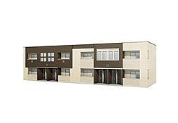 (仮)高良内新築アパート[202号室]の外観