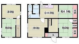播磨高岡駅 5.5万円