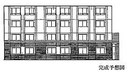 香川県高松市福岡町2丁目の賃貸アパートの外観