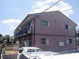 福岡県糟屋郡粕屋町大字酒殿の賃貸アパートの外観
