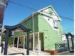 レジデンス津福本町Ⅲ[102号室]の外観