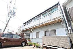 愛知県名古屋市瑞穂区船原町7丁目の賃貸アパートの外観