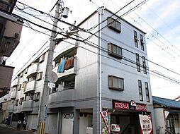 大阪府寝屋川市上神田1丁目の賃貸マンションの外観