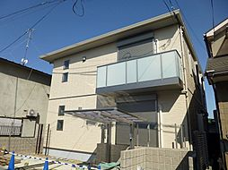 大阪府茨木市大住町の賃貸アパートの外観