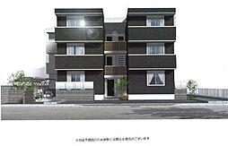 仮)D-room西難波町[2階]の外観