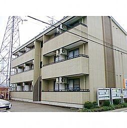 兵庫県豊岡市幸町の賃貸マンションの外観