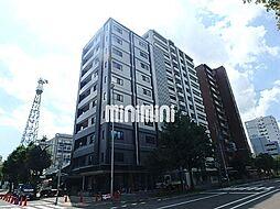 北海道札幌市中央区北二条西19丁目の賃貸マンションの外観