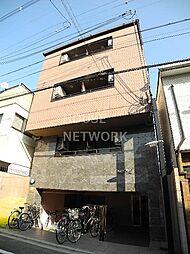 京都府京都市左京区和国町の賃貸マンションの外観