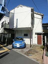 [一戸建] 東京都中野区南台2丁目 の賃貸【/】の外観