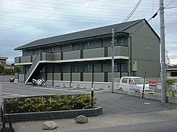 エスポワールコート別府[1階]の外観