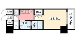 シティライフ夙川[9階]の間取り