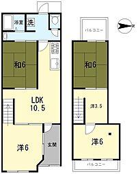 清水五条駅 3,800万円