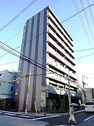 大阪府大阪市淀川区塚本3丁目の賃貸マンションの外観