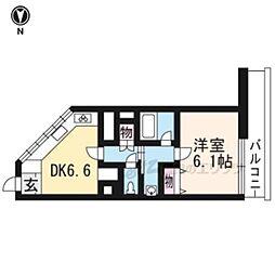 京都市営烏丸線 丸太町駅 徒歩7分