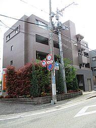 兵庫県尼崎市小中島3の賃貸マンションの外観