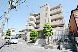 兵庫県伊丹市瑞穂町2丁目の賃貸マンションの外観